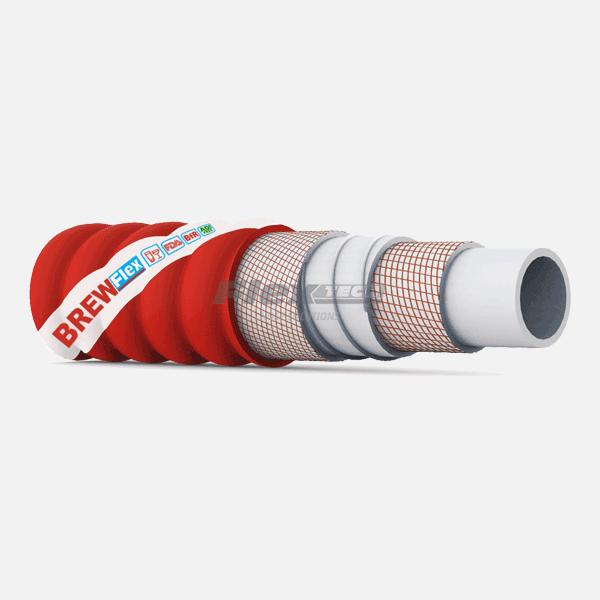 T5700C | Brewflex® Hygienic Crush Resistant Brewers Hose