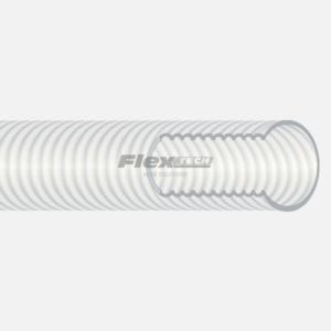 T6400 | Convoluted PTFE Hose (Teflon®)
