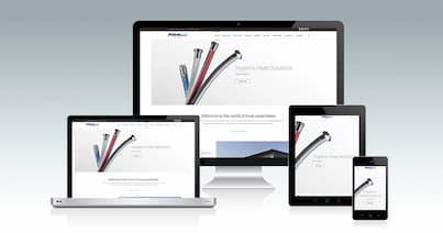 new flextech website