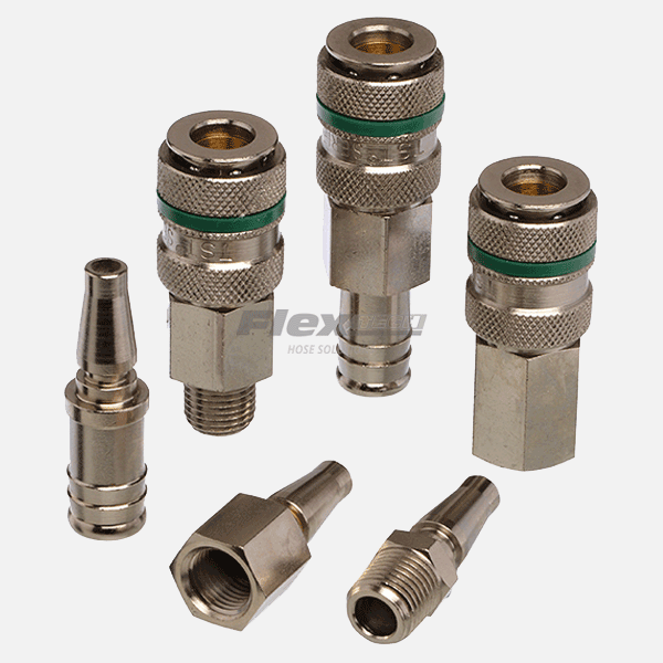 17 Series Compressed Air Line Fittings