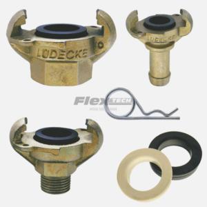 Safeloc - Air Pressure Fittings
